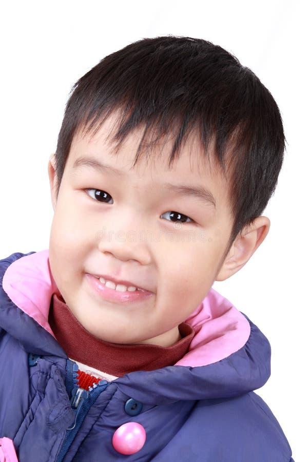 Chinesisches kleines Mädchen lizenzfreie stockfotos