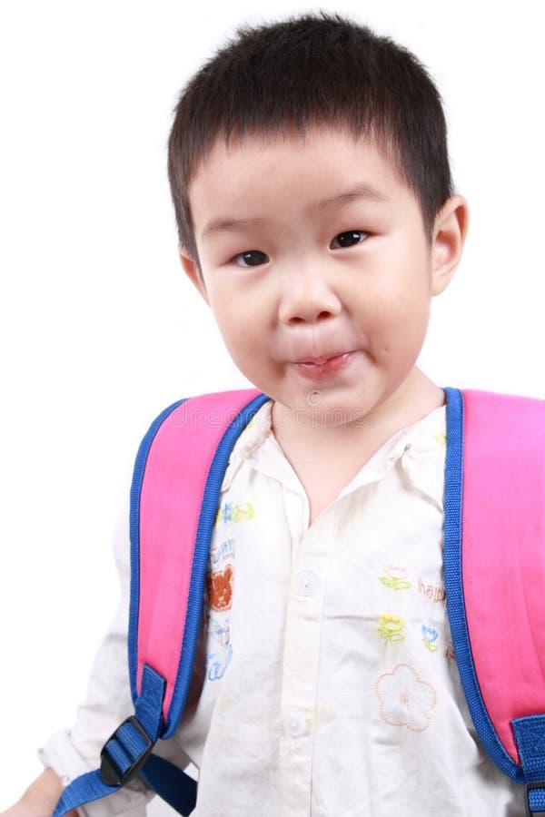 Chinesisches kleines Mädchen stockbilder