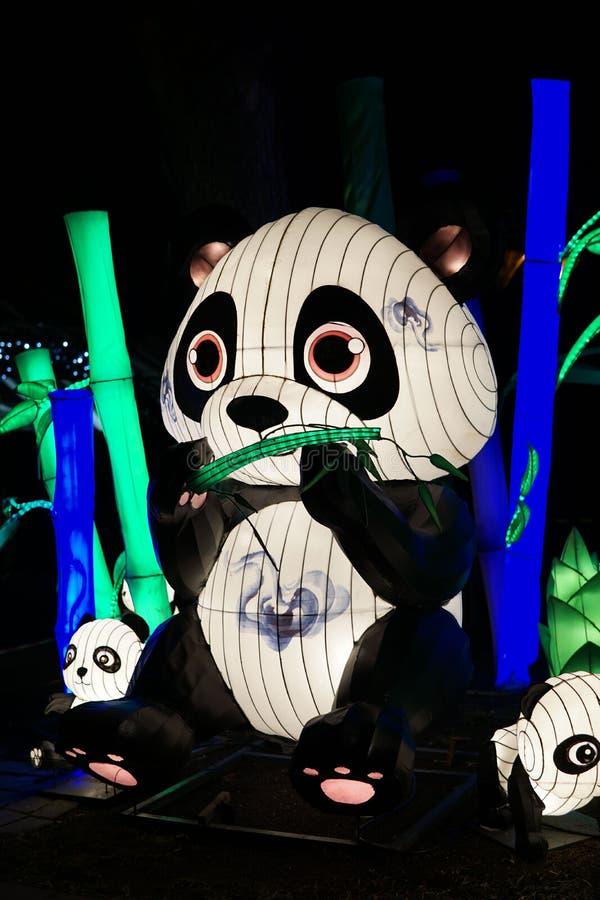 Chinesisches Laterne-Festival stockbild