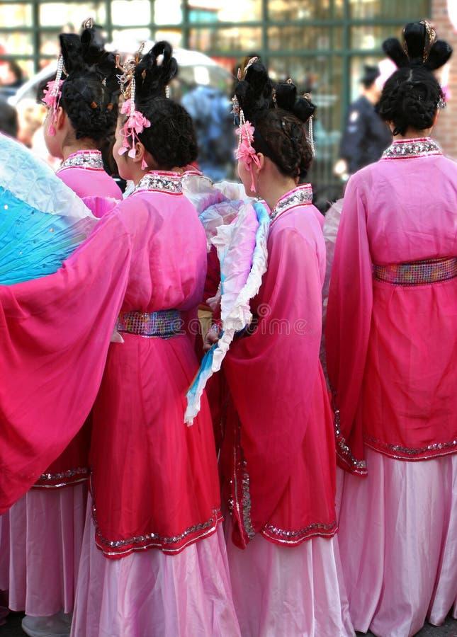 Chinesisches neues Jahr 5 lizenzfreie stockfotografie