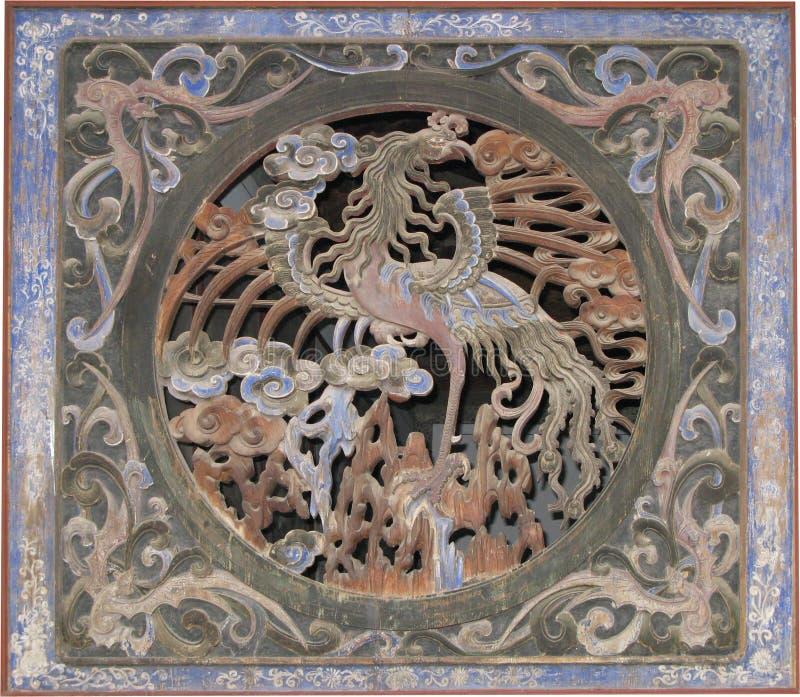 Chinesisches Phoenix stockfoto