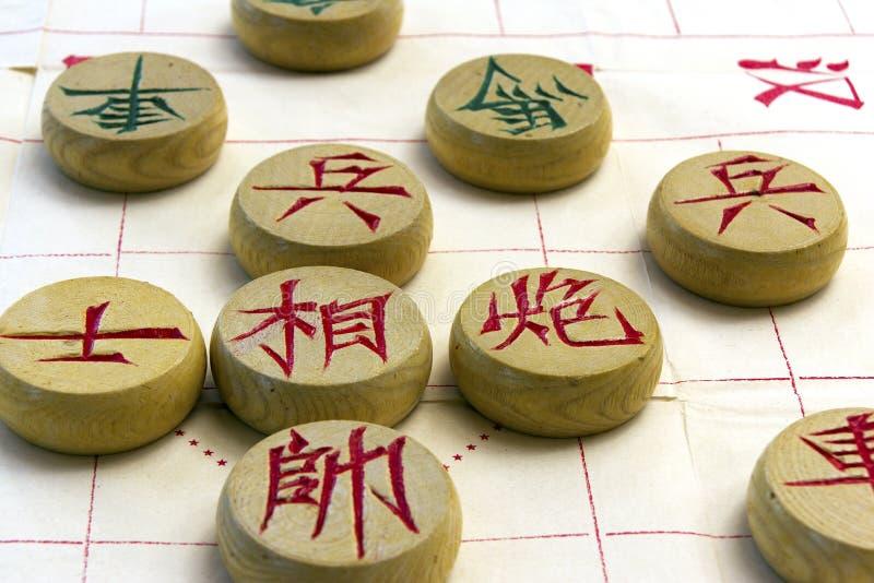 Chinesisches Schach lizenzfreies stockfoto