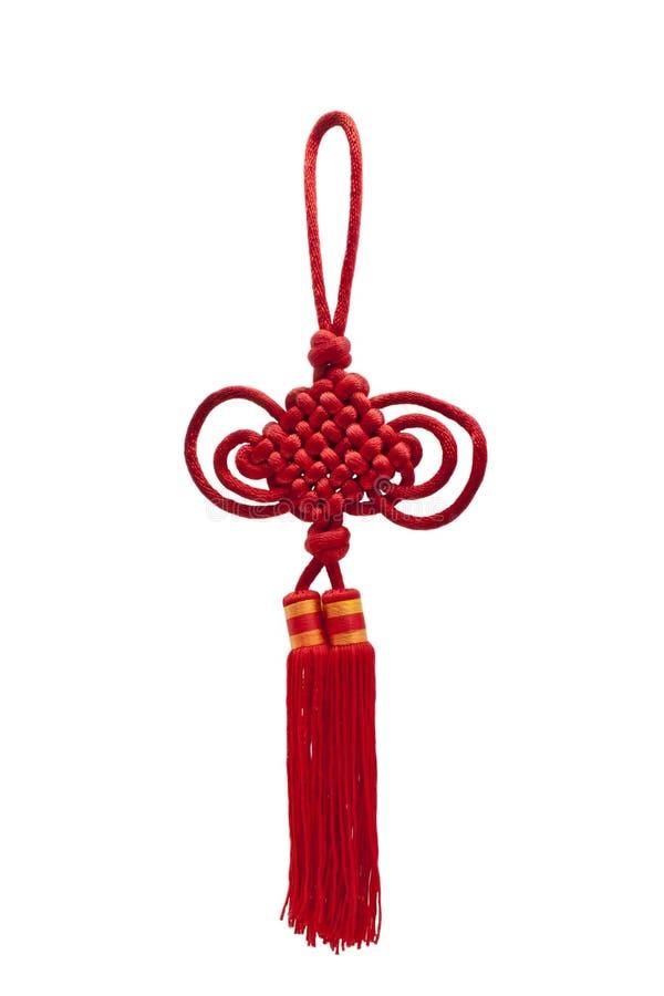Chinesisches Symbol des guten Glücks stockfotos