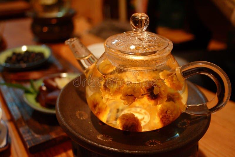 Chinesisches Tee-Haus lizenzfreie stockfotografie