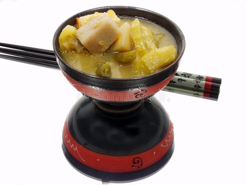 chinesse食物 免版税库存图片