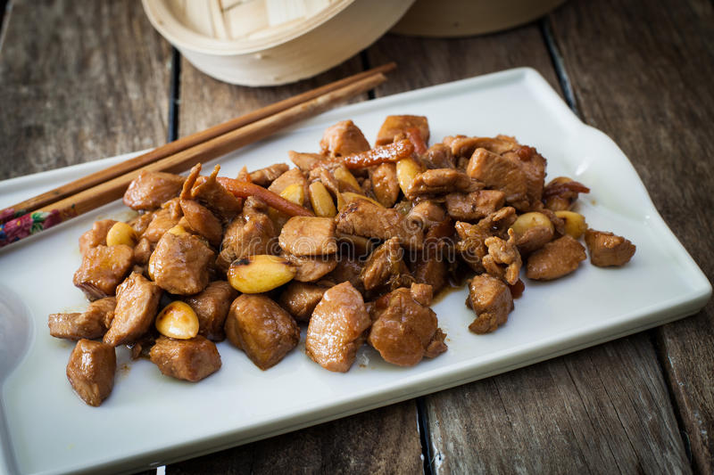 Chinesse food stock images