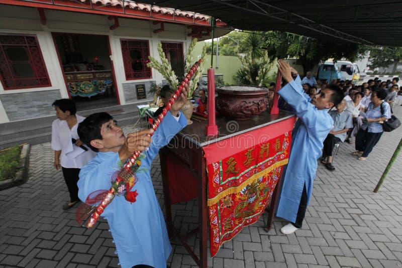 Ching bing royalty-vrije stock foto's