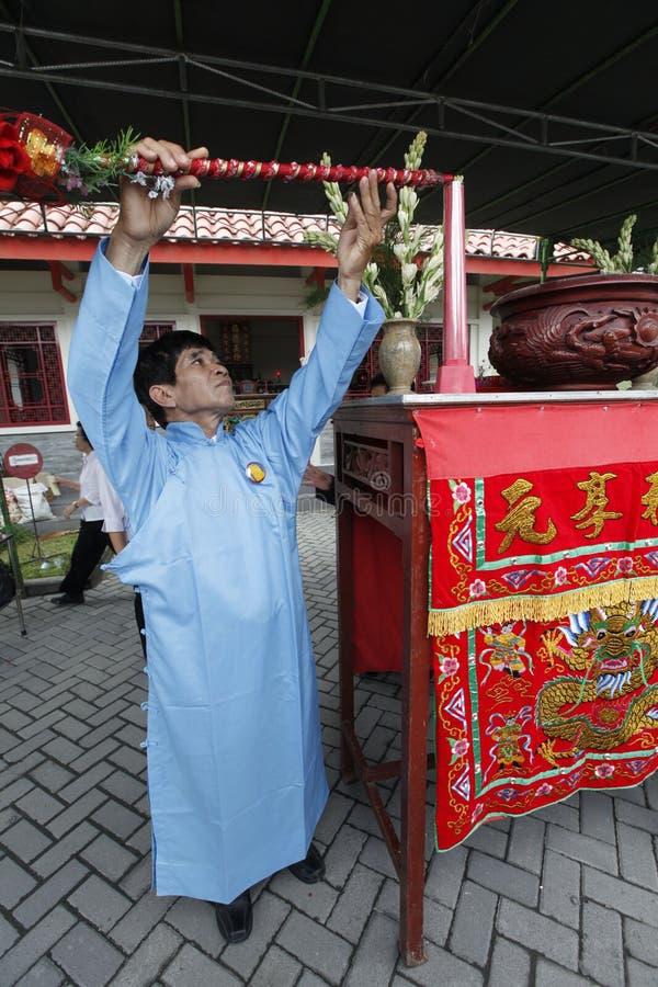 Ching bing stock afbeelding