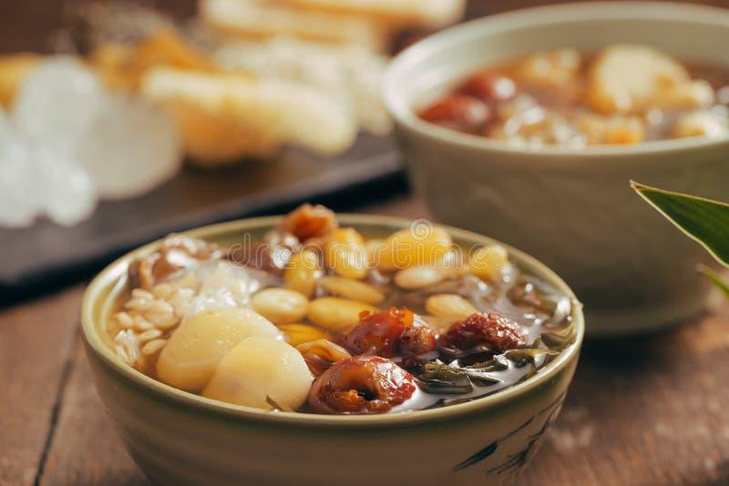 Ching bo leung - azjatykci słodki deser może znajdujący łatwo zdjęcia royalty free