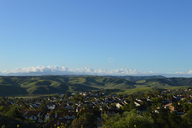 Chino Hills California fotografie stock