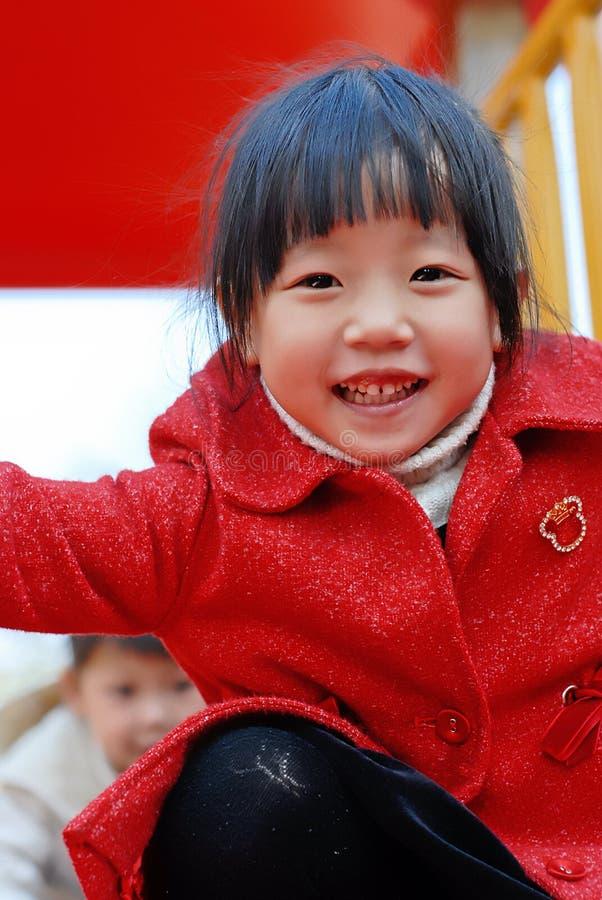 Chinois d'enfant photo stock