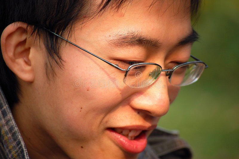 Chinois de garçon photos libres de droits