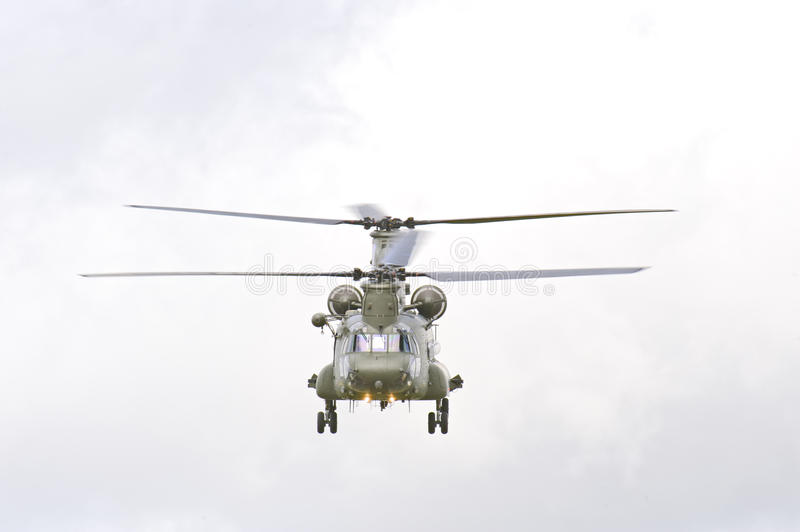Download Chinook HC3 stock image. Image of strong, rotor, military - 28698409