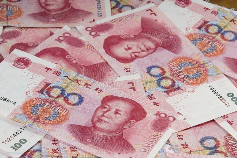 chiny pieniądze fotografia royalty free