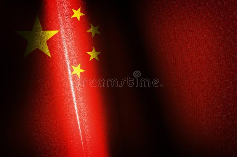 Chiny Zaznacza wizerunki obraz stock