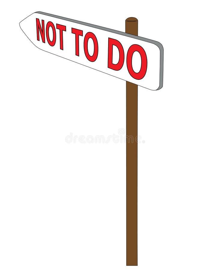 Chioce пути дорожного знака неправильное отвечает на вопрос стоковые фотографии rf
