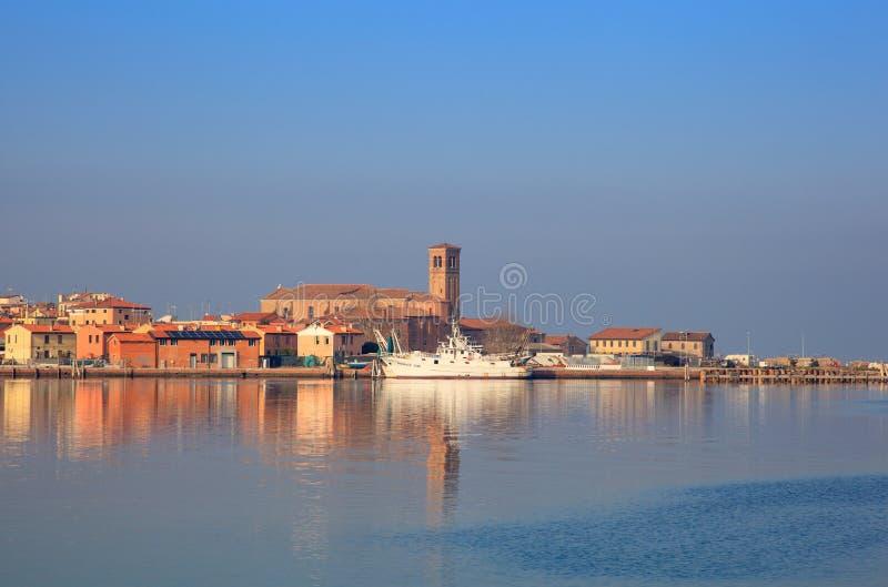 chioggia Италия стоковая фотография