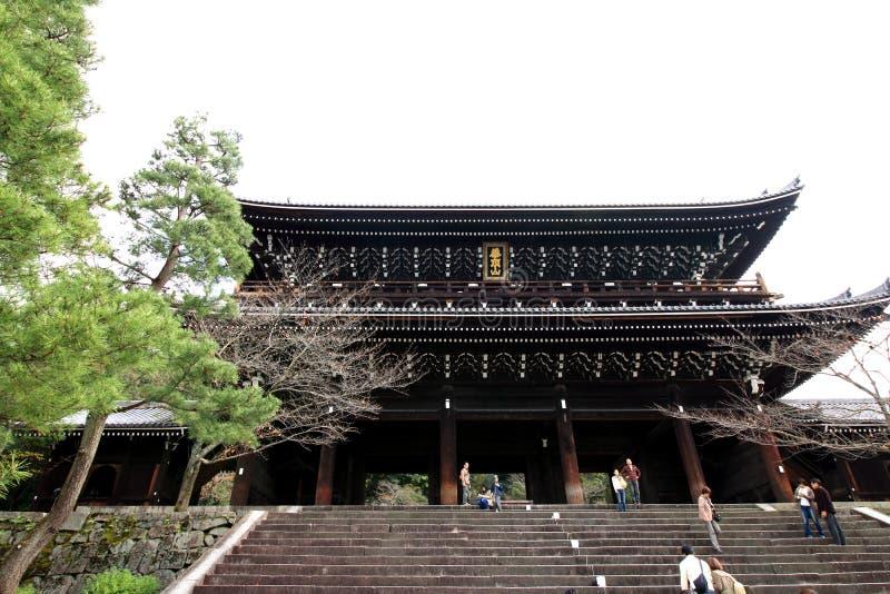 Chion-dans le temple image stock