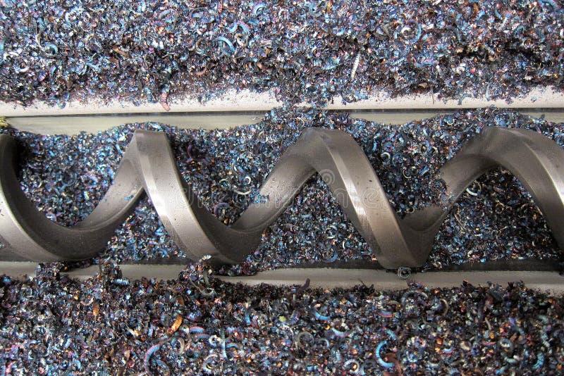 Download Chip conveyor stock photo. Image of equipment, machine - 61913188