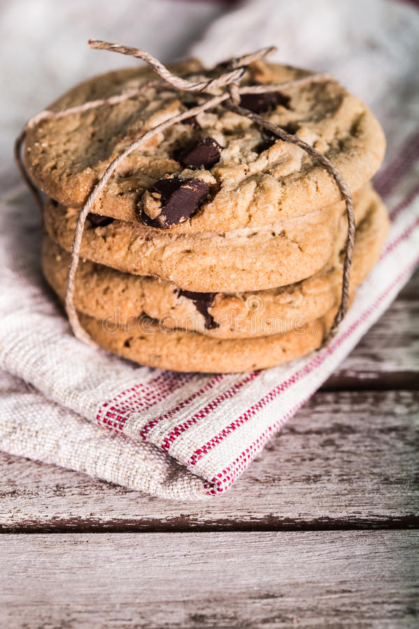 Free Chip Cookies Stock Photos - 30984733