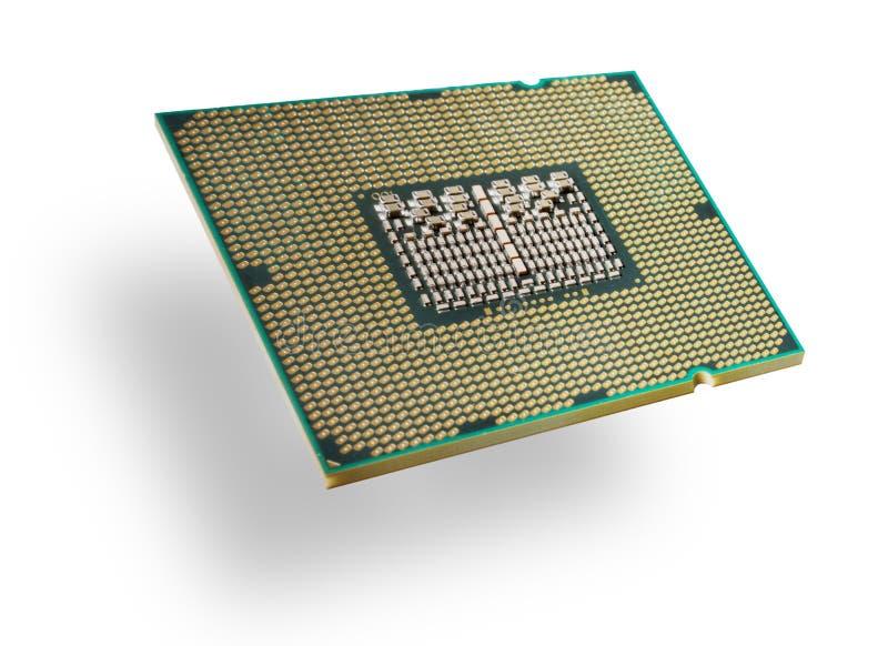 Chip de ordenador imagenes de archivo
