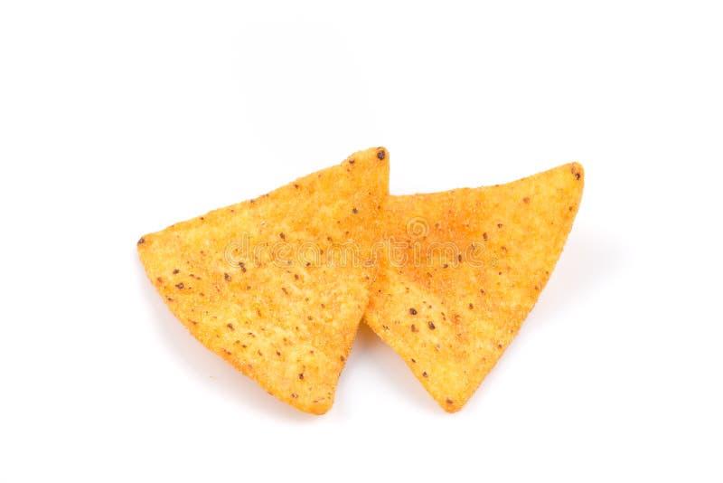 Chip dei nacho del cereale fotografie stock libere da diritti