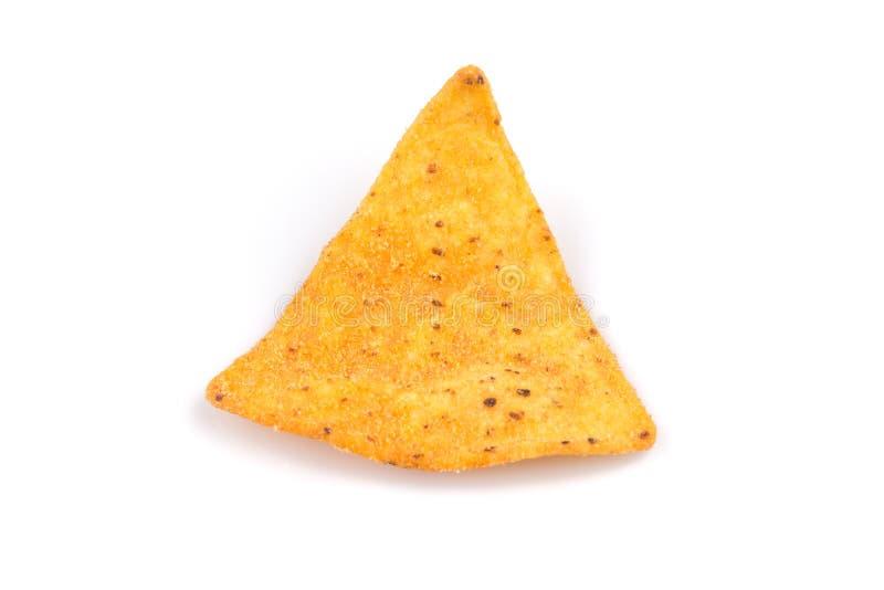 Chip dei nacho del cereale immagine stock
