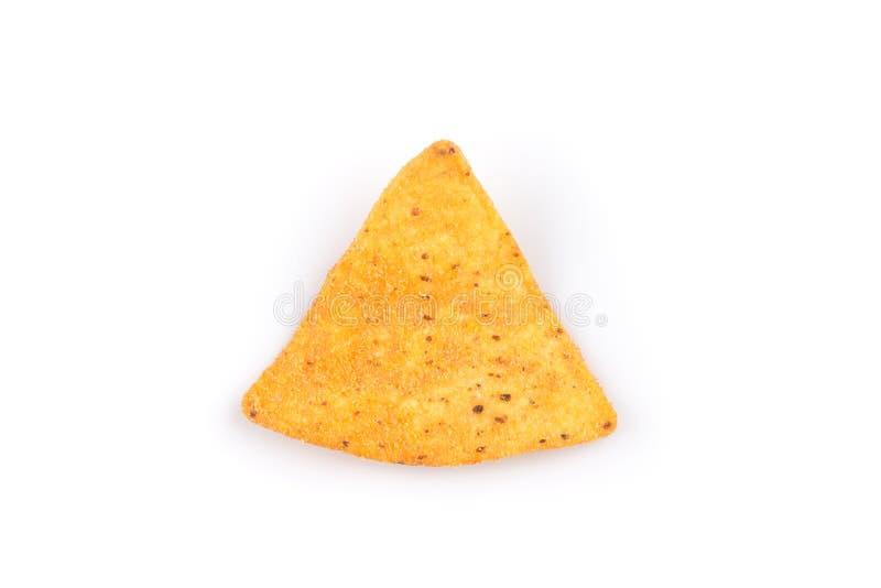 Chip dei nacho del cereale immagini stock