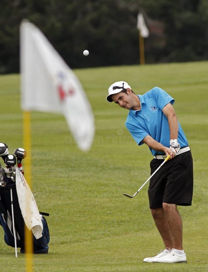 Chip Golf-Tschad-MacMillan lizenzfreies stockbild