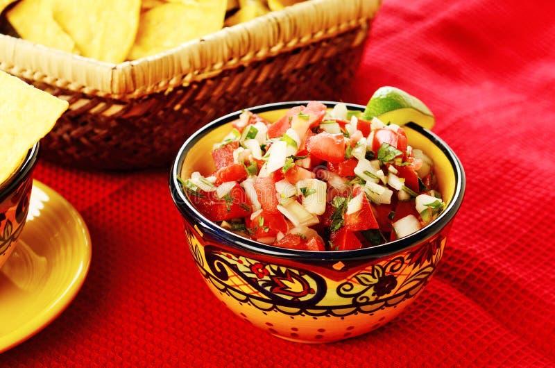 Chip messicani fotografie stock libere da diritti