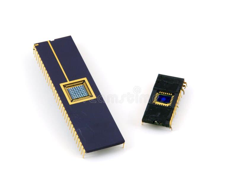 Chip Und BAD Stockbilder