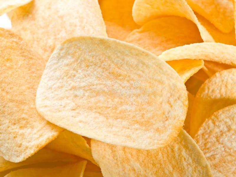 Download Chip Ziemniaka Odosobnione White Obraz Stock - Obraz złożonej z śniadanie, grula: 57652603
