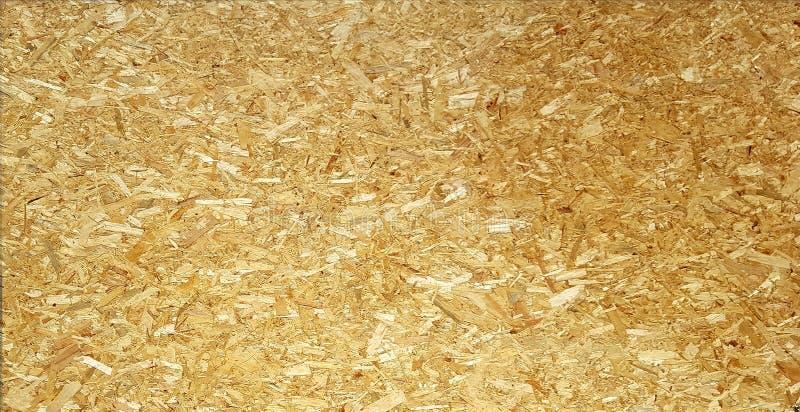 chipboard Grote houten die spaanplaat als prikbord wordt gebruikt stock foto's