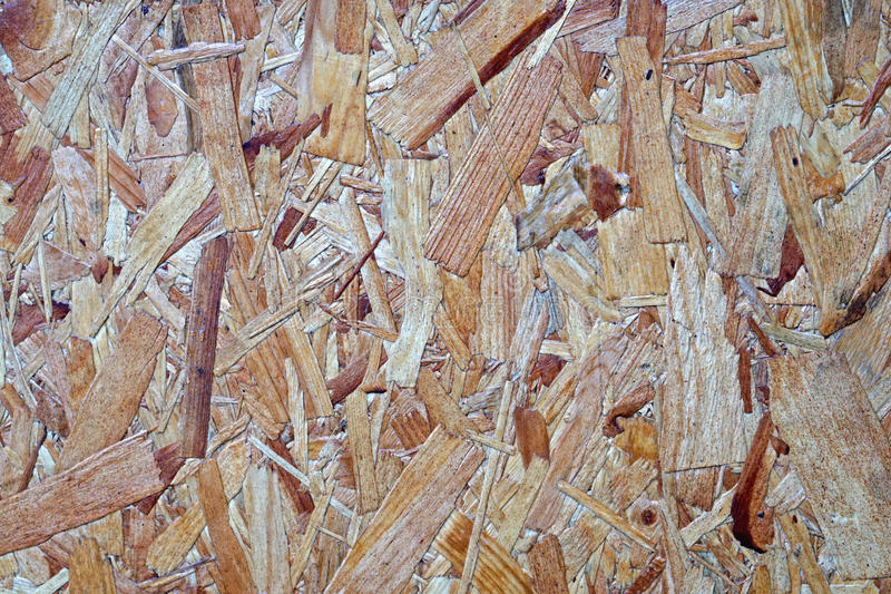 Chipboard. Recycled chipboard texture wood pattern stock photography