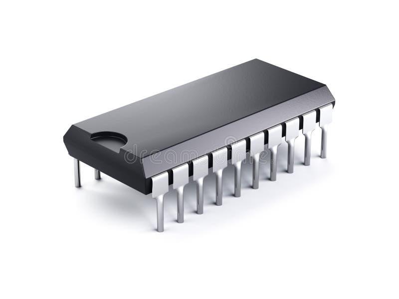 chipdator stock illustrationer
