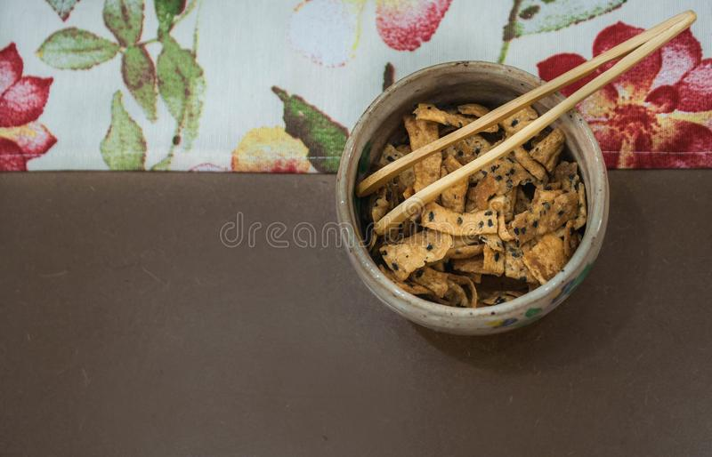 Chiper som ska tas med te arkivbilder