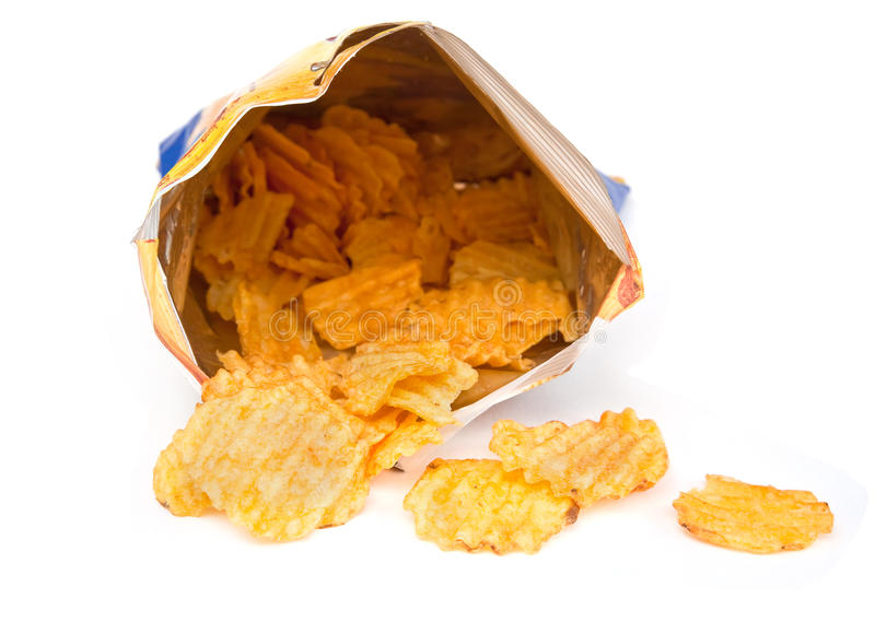 Chips royalty free stock images