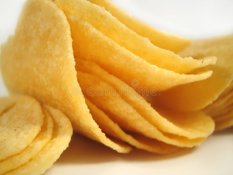 Chips lizenzfreie stockfotos
