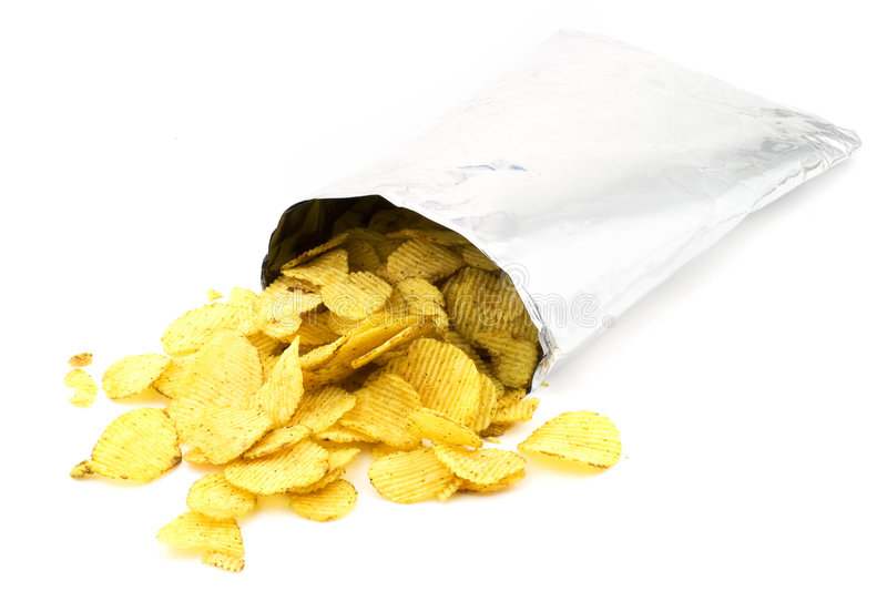 Chips stockbild