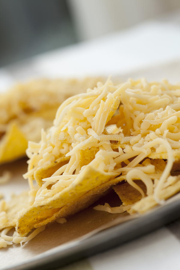 Free Chips And Cheese Royalty Free Stock Photos - 17254658
