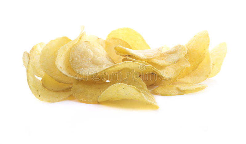 Chips isolated. Image of chips isolated close up stock images