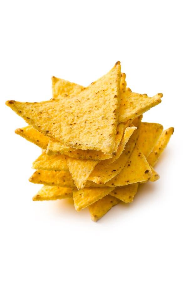 chips nachos fotografering för bildbyråer
