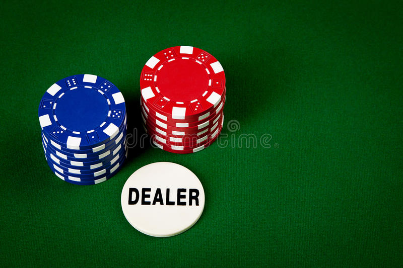 Download Chips for poker stock image. Image of addiction, entertainment - 25244483