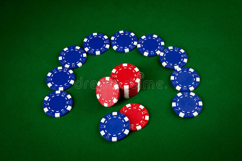 Download Chips for poker stock photo. Image of playing, flush - 25279642