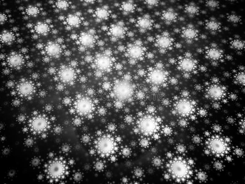 Chipset do quantum ilustração royalty free