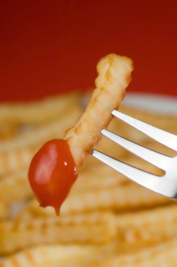 chipsy obrazy stock
