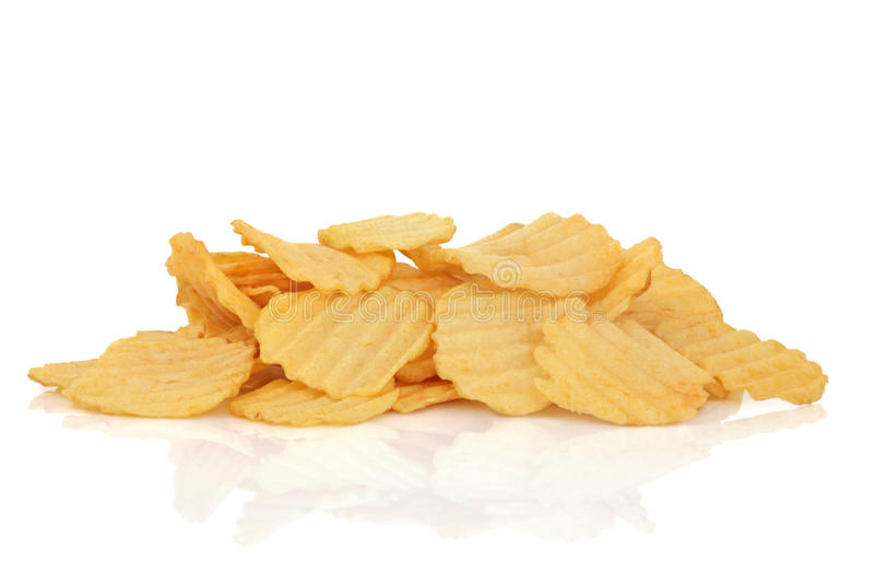 chipsy zdjęcie royalty free