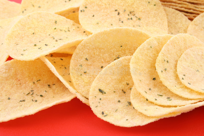 chipsy zdjęcie stock