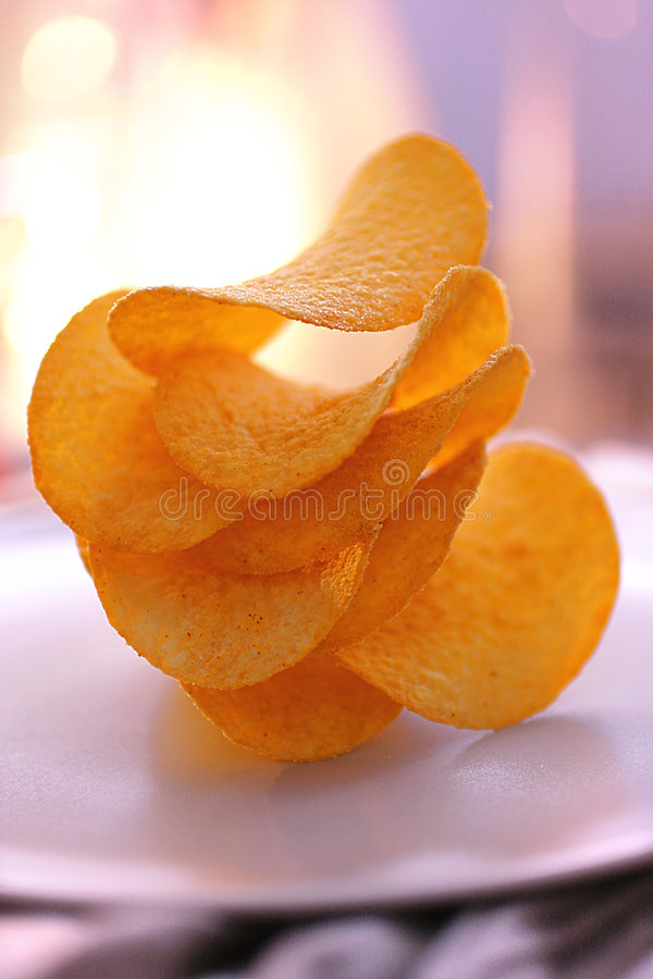 chipsy matrycują gruli obraz royalty free