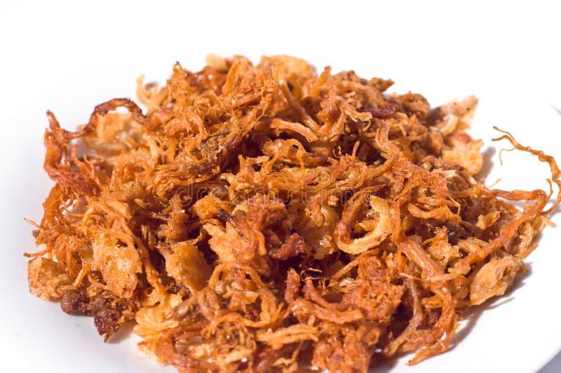 Chiqueiro tailandês fritado da carne de porco imagem de stock